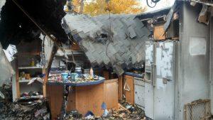 fire damage newburgh