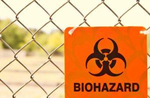 biohazard waste cleanup
