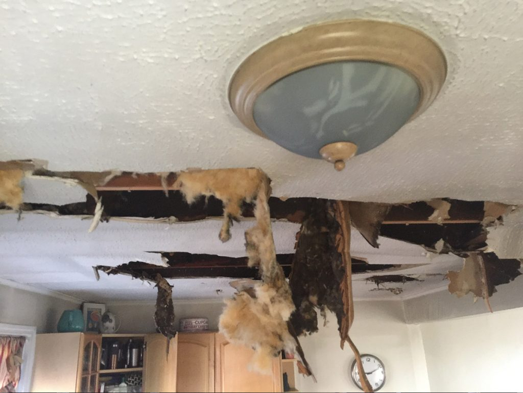 Water Damage Repair Newburgh NY
