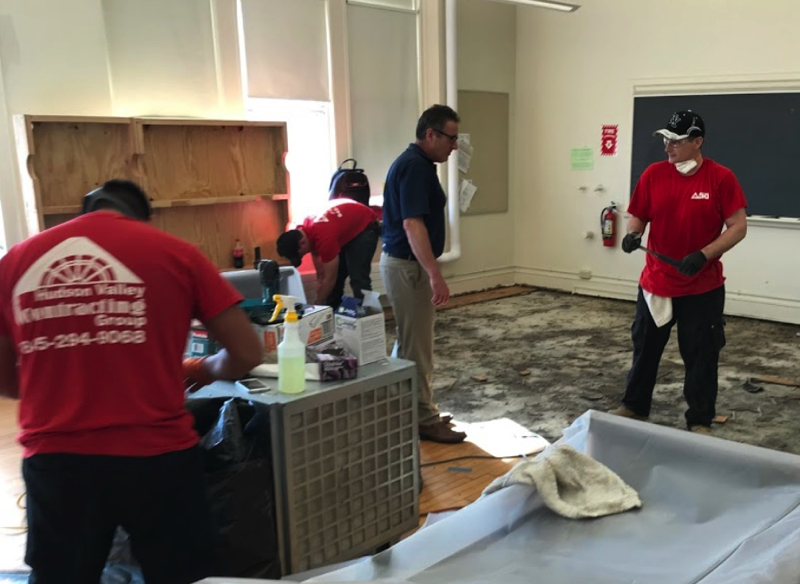 Water Damage Restoration West Point NY